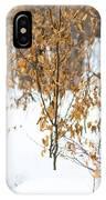 Maple Woods IPhone Case