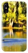 Maples Farm 3 IPhone Case
