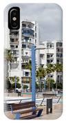 Marbella Apartment Buildings IPhone Case