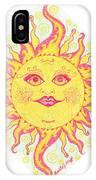 March Miss Patty Sun IPhone Case