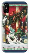 March Of The Wooden Soldiers IPhone Case