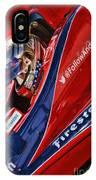 Marco Andretti Focused IPhone Case