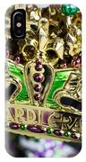 Mardi Gras Beads IPhone Case