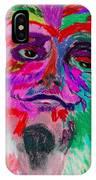Mardi Gras Face IPhone Case