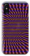 Mardi Gras Flag IPhone Case