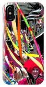 Mardi Gras Marching Parade IPhone Case