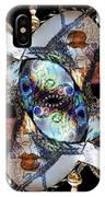 Mardi Gras Medusa IPhone Case