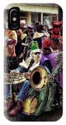 Mardi Gras Parade IPhone X Case