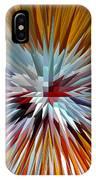 Mardi Gras Star Clown IPhone Case