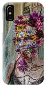 Mardi Gras Voodoo In New Orleans 2 IPhone X Case