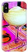 Margarita Time IPhone Case