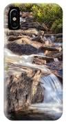 Marie Lakes Stream IPhone Case