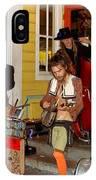 Marigny Musicians IPhone Case