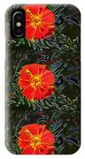 Marigold Mighty IPhone Case