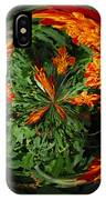 Marigold Orb II IPhone Case