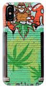 Marijuana 3 IPhone Case