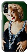 Marilyn 126 Green IPhone Case
