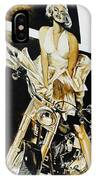 Marilyn In A Man's World IPhone Case