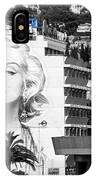 Marilyn In Cannes IPhone Case