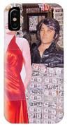 Marilyn Monroe And Elvis IPhone Case