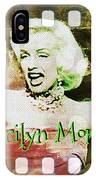Marilyn Monroe Film IPhone Case