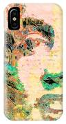 Marilyn Monroe Sunkist Art Collage IPhone Case