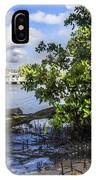 Marina At The Inlet IPhone Case