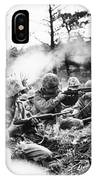 Marines In Okinawa IPhone Case
