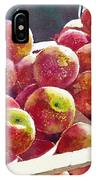 Market Apples IPhone Case