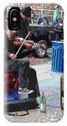 Market Busker 18 IPhone Case