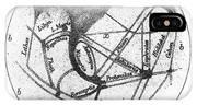 Mars: Schiaparelli, 1877 IPhone Case
