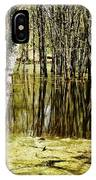 Marsh At Cheadle Lake IPhone Case