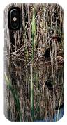 Marsh Dwellers IPhone Case