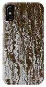 Marsh Grass Reflections Abstract 2 IPhone Case