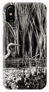 Marsh Hunter IPhone Case