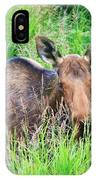 Marsh Moose IPhone Case