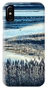 Marsh Reeds IPhone Case