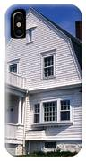 Marshall Point Keepers House IPhone Case