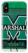 Marshall University IPhone Case