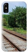 Marshlink Line Rye IPhone Case