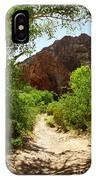 Martinez Canyon IPhone Case