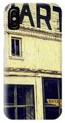 Martins General Store IPhone Case