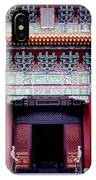 Martyrs' Shrine In Taipei IPhone Case