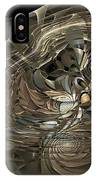 Marucii 248-02-13 Abstraction IPhone Case