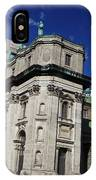 Mary Queen Of The World Cathedral Montreal IPhone Case