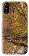Maryland Country Roads - Autumn Colorfest No. 7 - Catoctin Mountains Frederick County Md IPhone Case