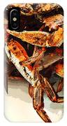 Maryland Crabs IPhone Case