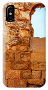 Masada Fortress IPhone Case