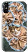 Maschera Di Carnevale IPhone Case