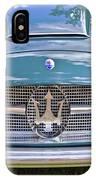 Maserati A6g 54 2000 Zagato Spyder 1955 IPhone Case